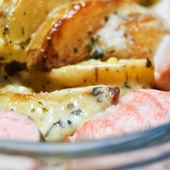 Կալալաատիկկո՝ ձկով ջեռեփուկ