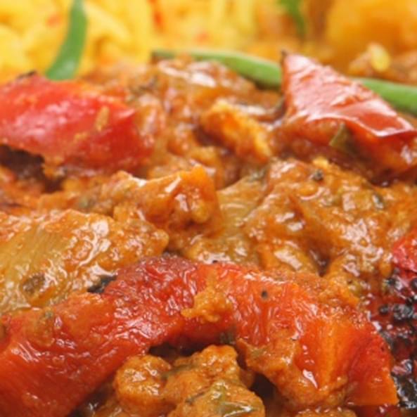 Կարրիով հավ՝ հնդկական ոճով