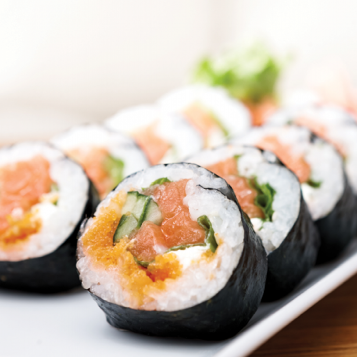 Սուշի. ճապոնական խոհանոցի ամենահայտնի ճաշատեսակ
