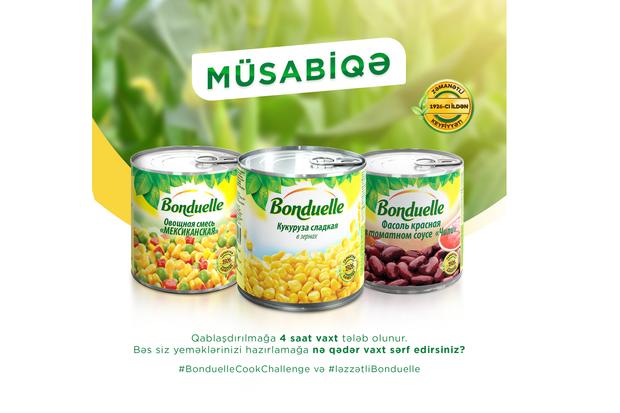 «Bonduelle yemək estafeti» (bundan sonra – Müsabiqə) müsabiqəsinin rəsmi qaydaları