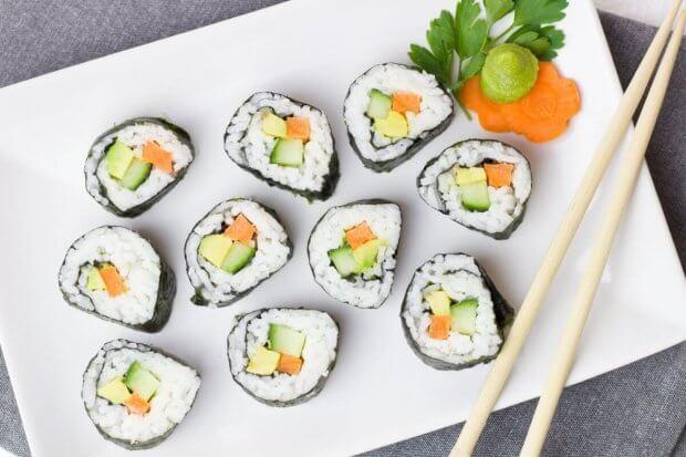 Japanska kuhinja - zdravlje iz prirode
