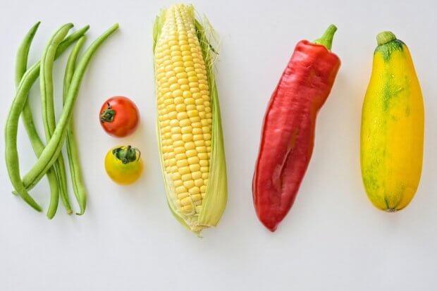 Boja povrća – šta ona znači?