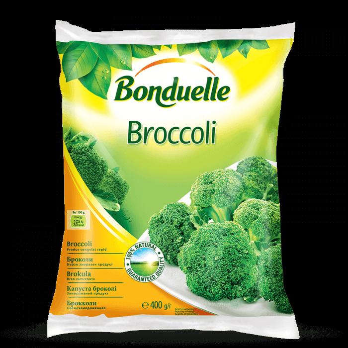 Brokula, brzo smrznuta