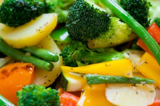 Смесвайте подправки и зеленчуци за перфектни зеленчукови храни