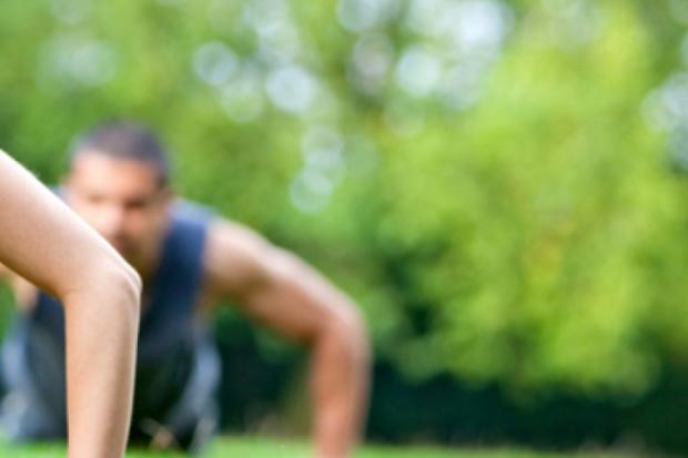 Правилните упражнения за отслабване