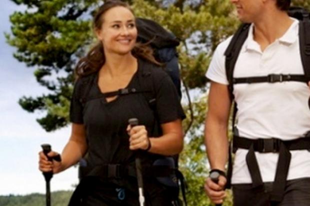 Ходенето - туризъм за хубаво тяло
