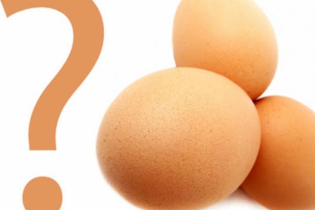 Яйца и калории