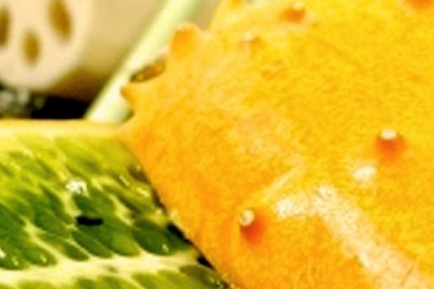 Кивано – рогата краставица с малко калории