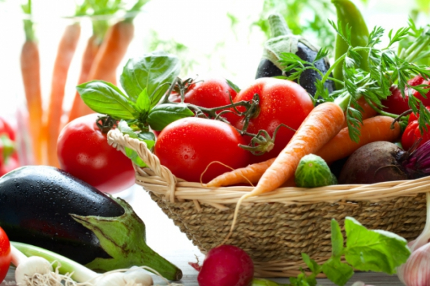 Вкус на пресни зеленчуци – най-свежото ястие