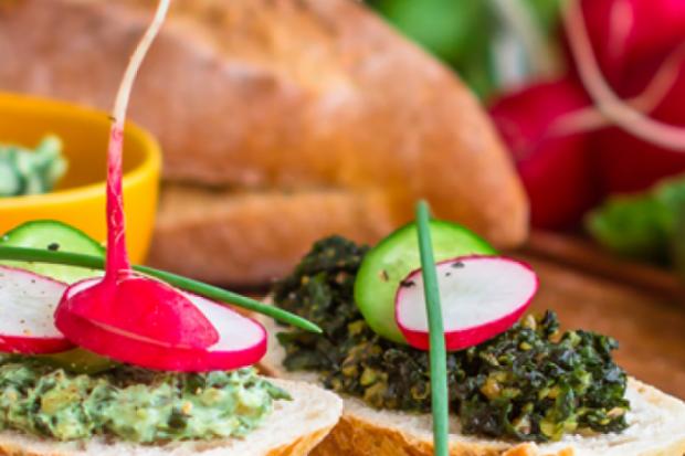 Красивата храна на вашата маса е толкова лесна задача