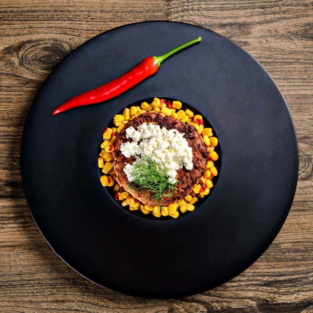 Пикантни палачинки с царевица и люти чушки