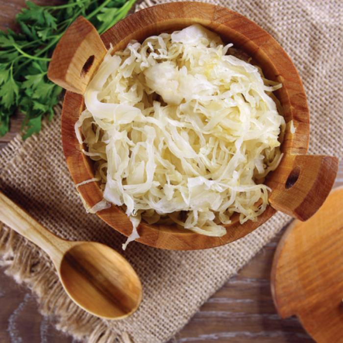 Sauerkraut – кисело зеле
