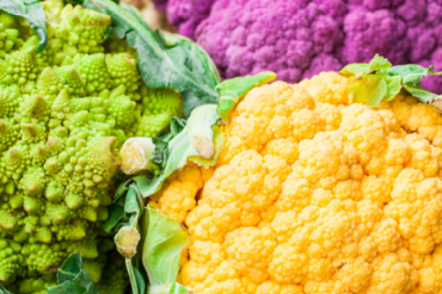 Zabavne činjenice o Romanesco brokuli