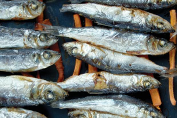 Skandinavska kuhinja: losos, bakalar...