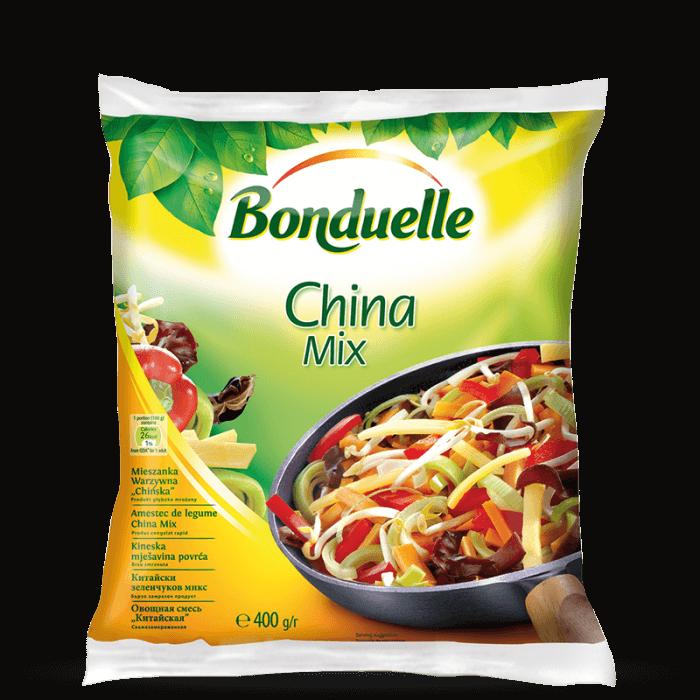 Kineska mješavina povrća, brzo smrznuta