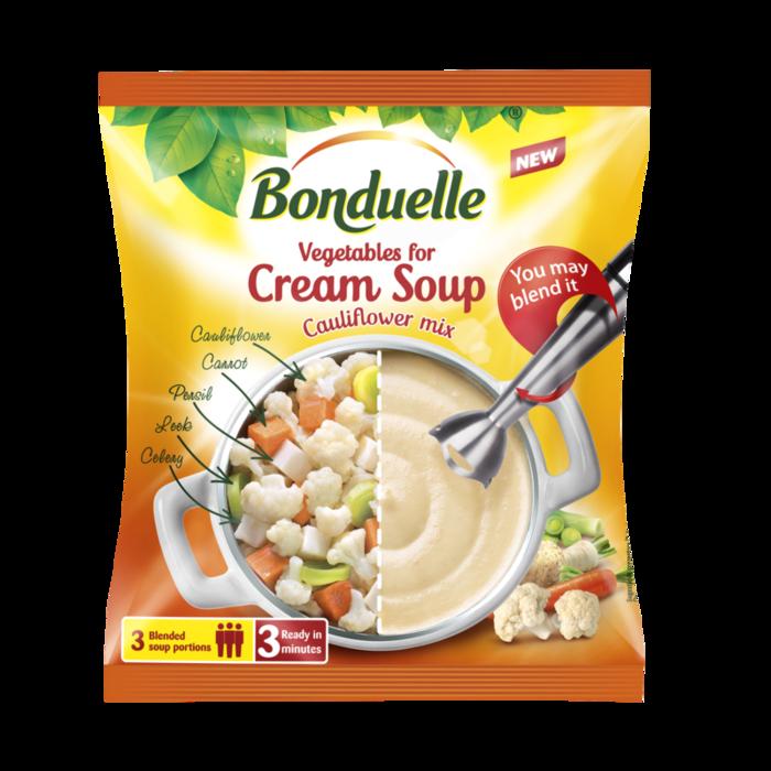 Mješavina povrća za krem juhu od cvjetače