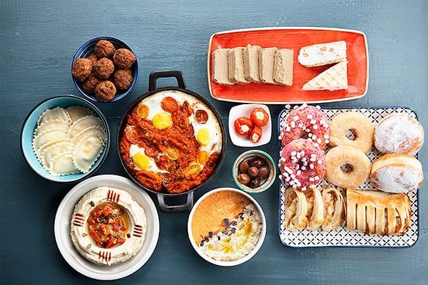 Bucătăria evreiască