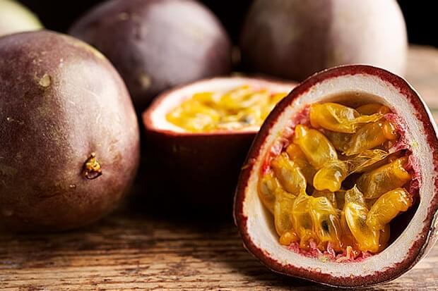Care sunt beneficiile fructului pasiunii?