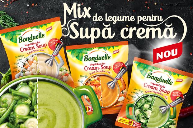 Legume pentru supă cremă