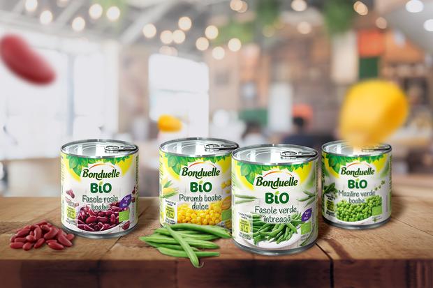 Descoperă gama de legume bio la conservă și bucură-te de o alegere naturală și sănătoasă!