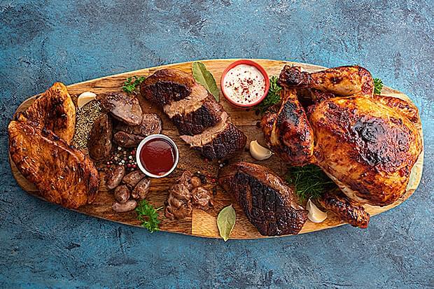 Află câte calorii conține carnea de pui