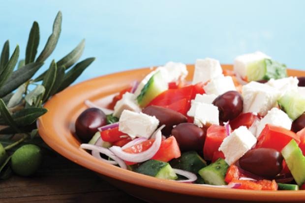 Bucătăria grecească
