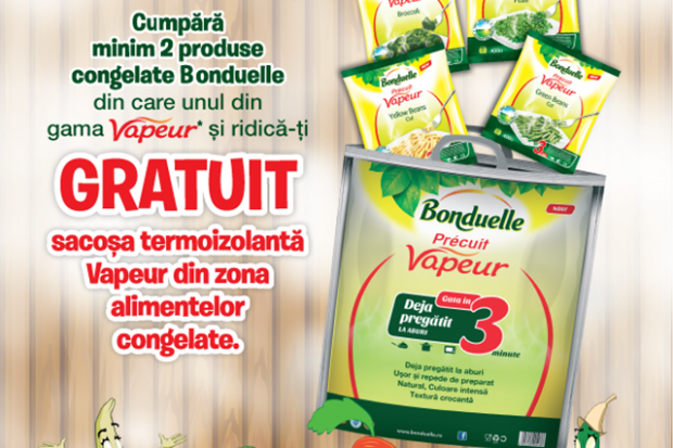 Campanie Vapeur Carrefour
