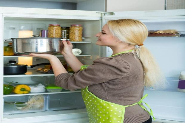 Cum să organizezi mâncarea în frigider?