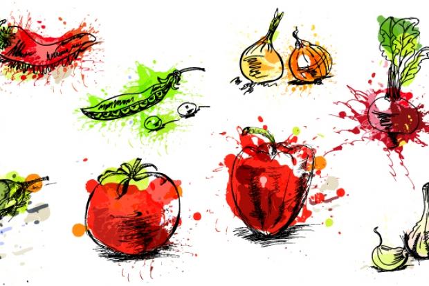 Ingrediente și inspirație în bucătărie