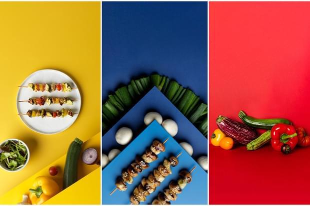 Meniul lunii: Rețete pentru grătar cu legume de sezon, de la Legumis by Bonduelle