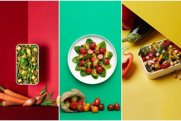 Meniul lunii: Rețete de salată de la Legumis by Bonduelle