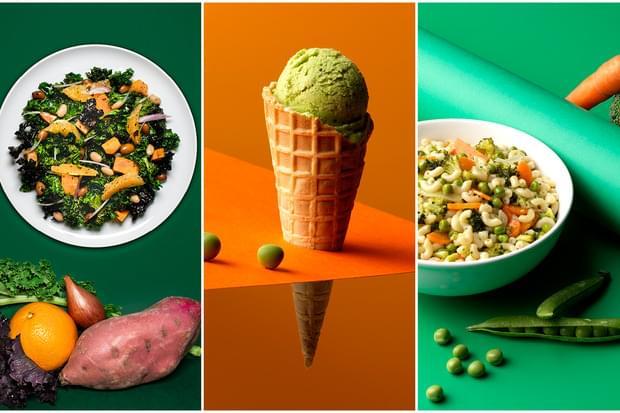Meniul din fiecare lună Legumis by Bonduelle: 100% vegetarian