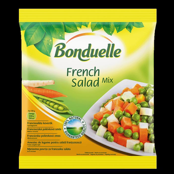 Amestec de legume pentru salată franţuzească