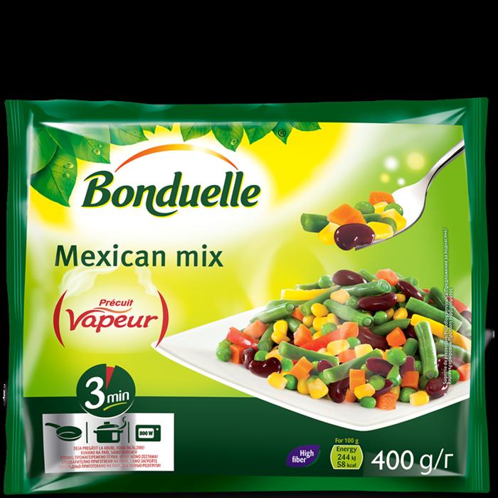 Amestec de legume Mexican Mix Vapeur