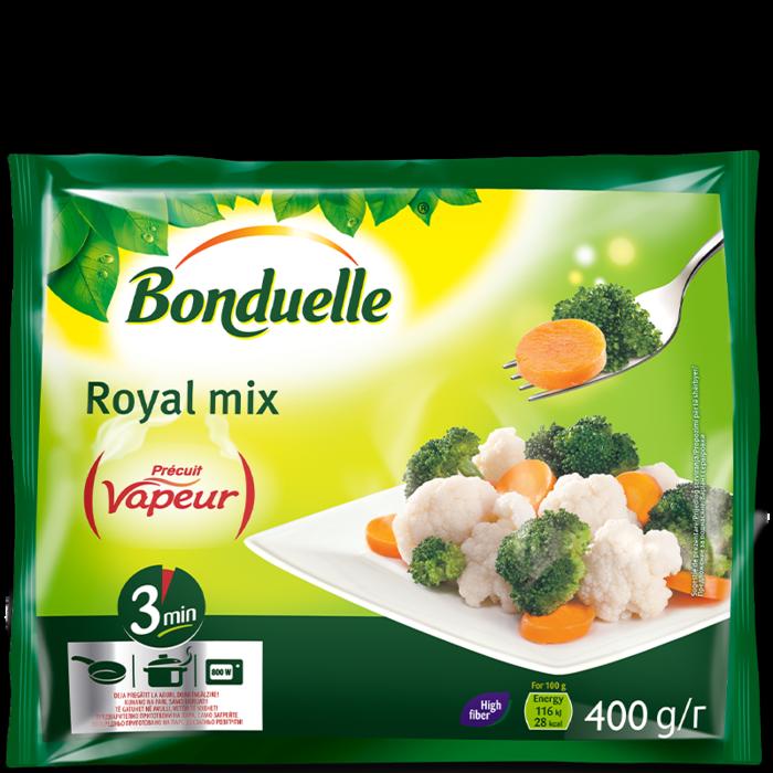 Amestec de legume Royal Mix Vapeur