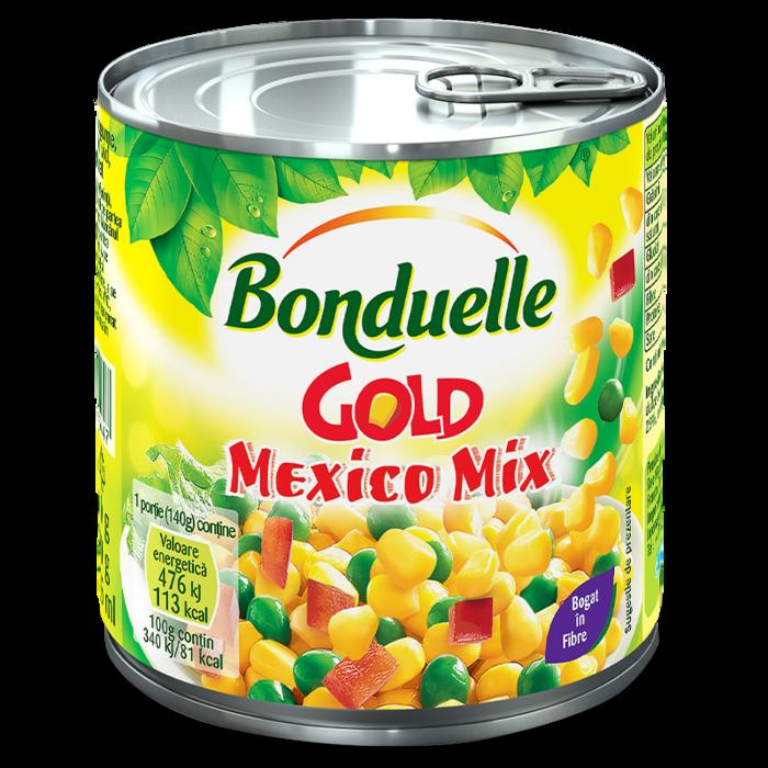 Amestec de legume Mexico Mix GOLD