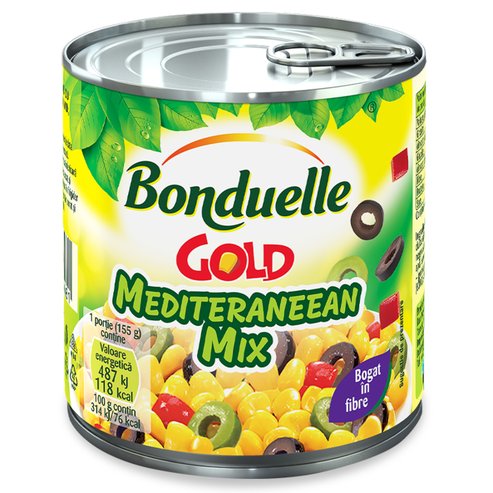 Mediteranean Mix GOLD