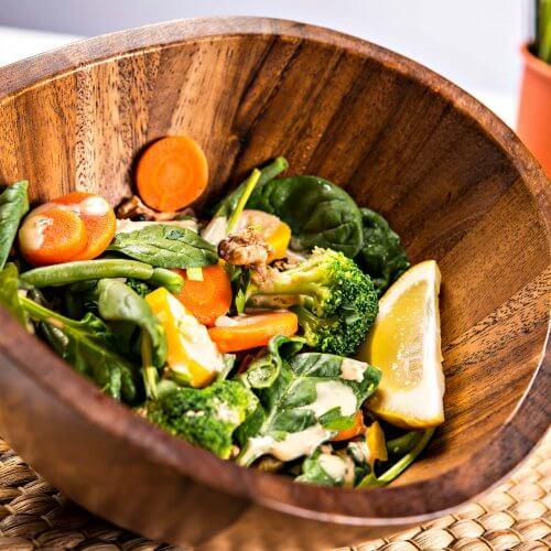 Salată ușurică de primăvară