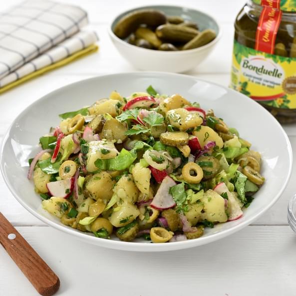 Salată orientală de primăvară