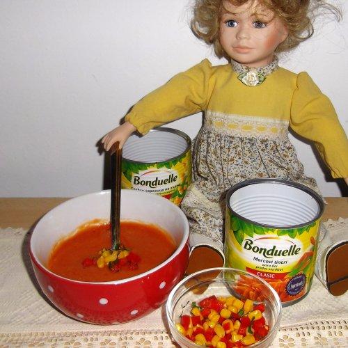 Gazpacho reinventat