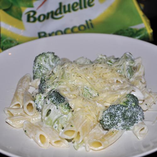 Penne cu broccoli