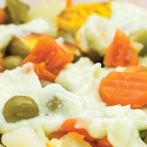 Salată boeuf reinventată