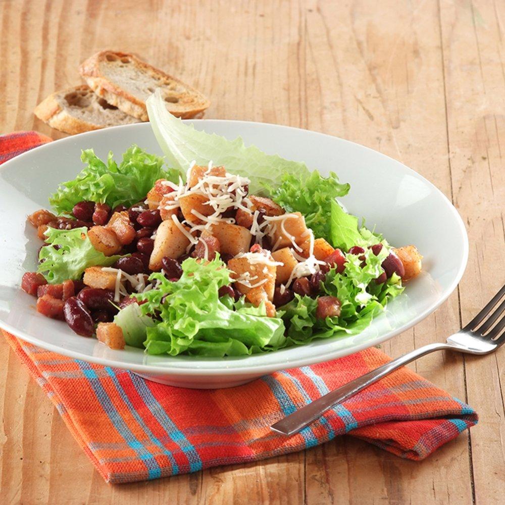 Salată de pui texană