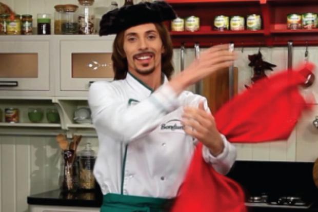 Суп-пюре по-испански