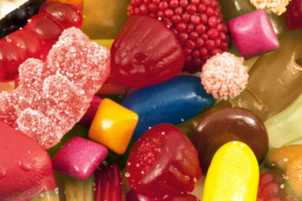 Количество калорий в сладостях