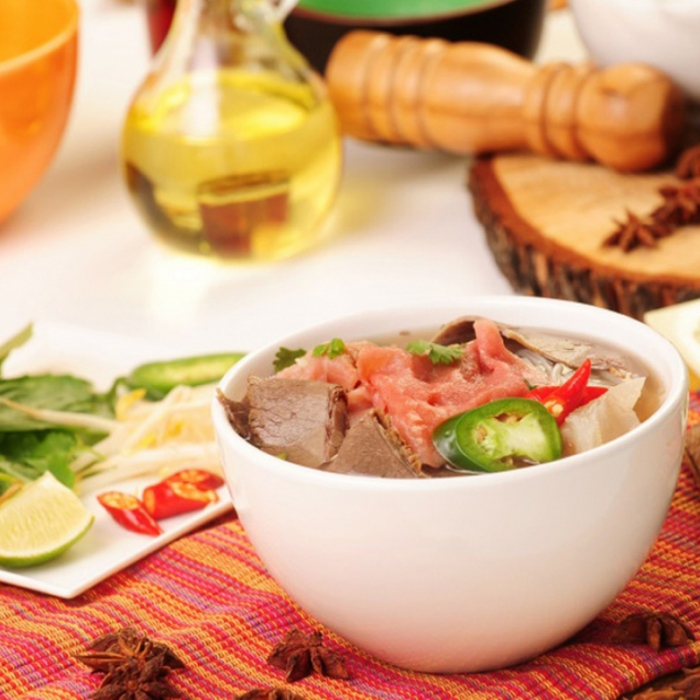 Вьетнамский суп «Pho»