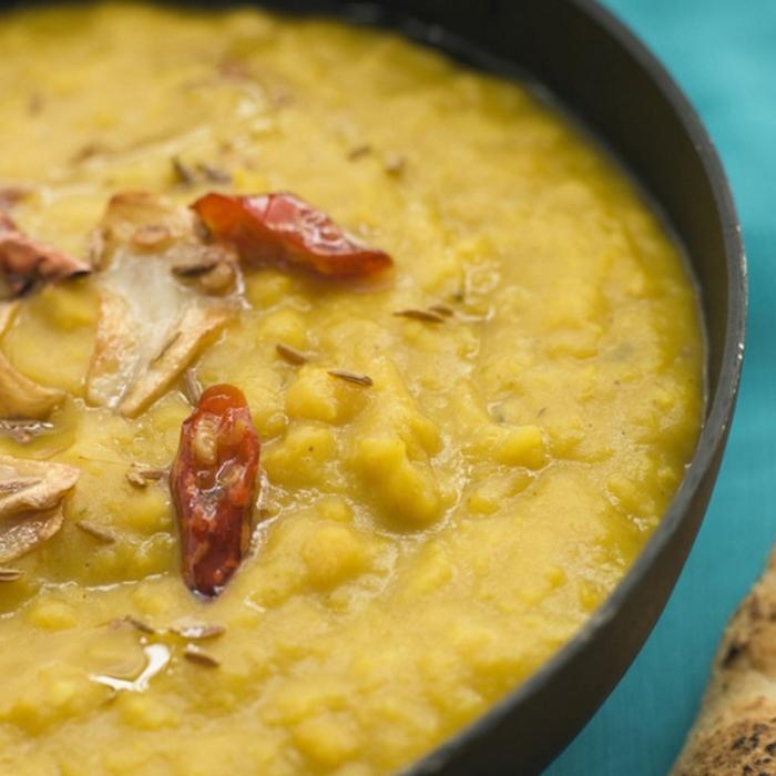 Дхал – суп-пюре
