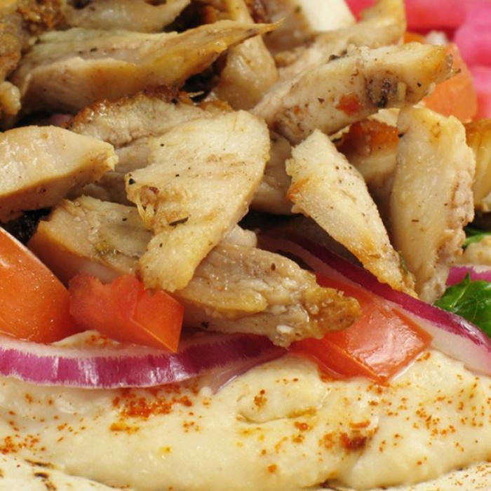 Донер кебаб - гриль из говядины