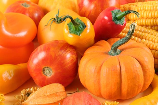 Желтые овощи – лучшее лекарство для ваших глаз и кожи