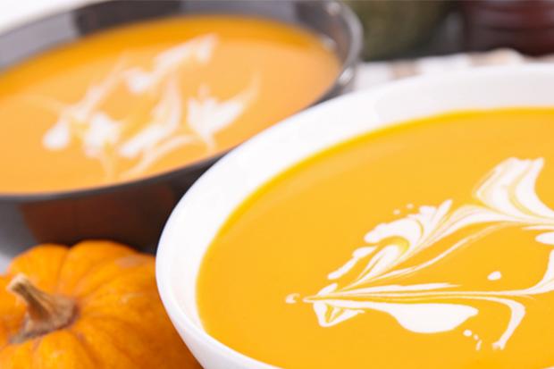 Таблица калорий супов